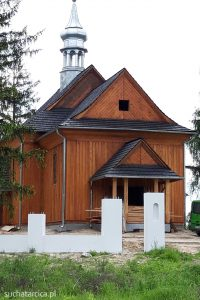 BUDOWNICTWO Piotr Skrzypek - Kościół w Łosińcu
